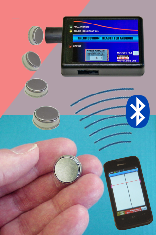 Thermochron Android Reader